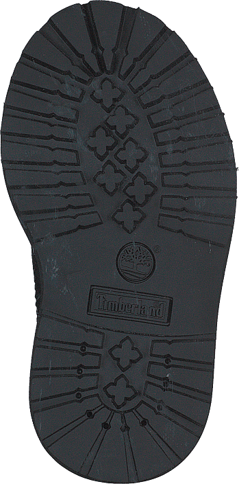 Timberland - 6 In Premium C12807 Black Nubuck Mono