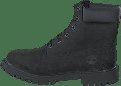 Timberland - 6 In Premium C12907 Black Nubuck Mono f823875cac