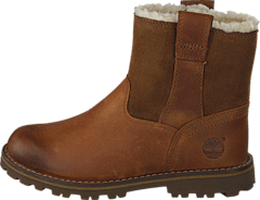 Asphalt Trail Warm-Lined CA14IP Light Brown Full-Grain w Suede