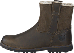 Asphalt Trail Warm-Lined CA1BSN Dark Brown Full-Grain w Suede