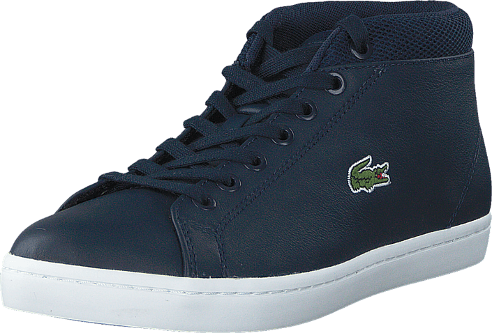 77a7ea98e Buy Lacoste Straightset Chukka 316 3 Navy blue Shoes Online ...
