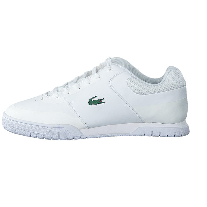 Buy Lacoste Indiana Evo 316 1 White White Shoes Online   FOOTWAY.co.uk 9210e1214b