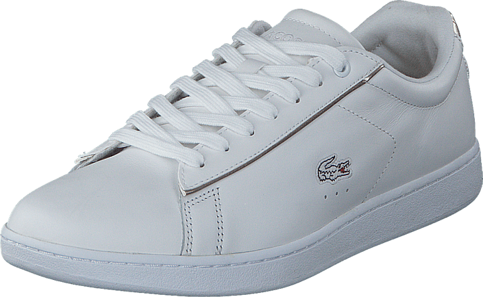 4daf58832f Buy Lacoste Carnaby Evo 316 1 White white Shoes Online | FOOTWAY.co.uk
