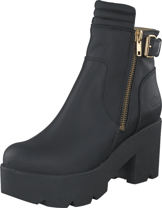 Johnny Bulls - 5025 Sprinter Black Shiny Gold