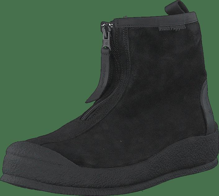 Love Zip Boot BLACK