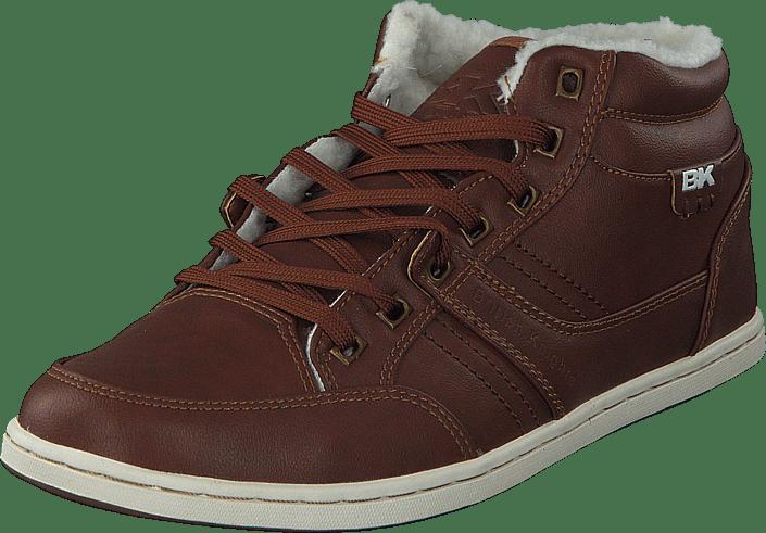 Kjøp Kjøp Sko Brun Knights FOOTWAY no British RE MID COGNAC STYLE Online 0r0q14