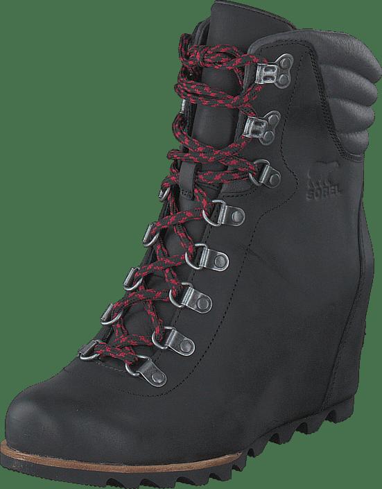 Støvler Black Online 00 Støvletter Conquest Sko Køb 010 Sorte Sorel Wedge Og 57022 UqOwAgWa6