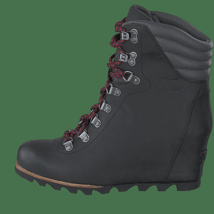 Køb Og Black Sko 00 Sorte Wedge 010 Sorel Støvletter 57022 Støvler Conquest Online q1wxqzgr