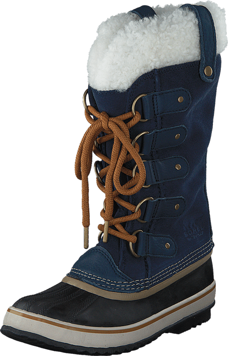 Joan of Arctic Shearling 464 Collegiate Navy