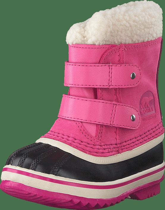 Sorel - Children's 1964 Pac Strap 652 Tropic Pink