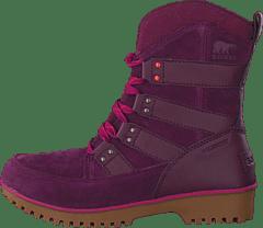 89c8412d Sorel - Youth Meadow Lace 562 Purple Dahlia
