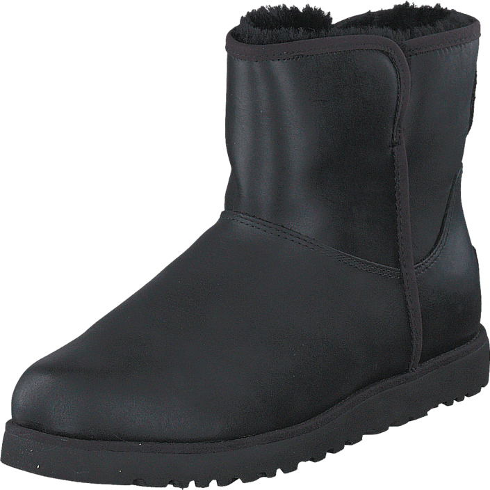 UGG Cory Leather Black(BLK) Lila Schuhe Kaufen Online   FOOTWAY.de 30709f347a