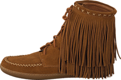 Walkabout Low Mocassin Brown