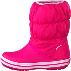 WinterPuff Boot Kids Candy Pink
