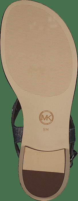 MICHAEL Michael Kors - MKPlate Thong 040 Silver