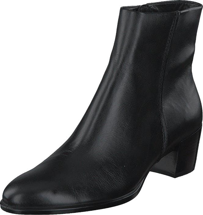 Ecco 267163 Shape 35 Black, Skor, Stövlar & Stövletter, Stövlett, Grå, Dam, 40