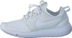 W Roshe Two White/White