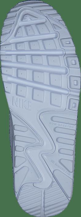 Nike - Air Max 90 Mesh Bg White/White