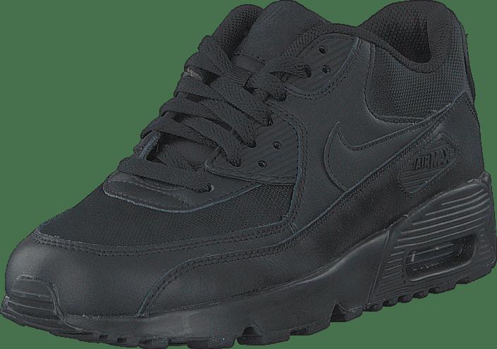 low priced 391e2 04a4d Nike - Air Max 90 Mesh Bg Black Black