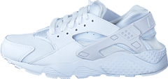 Nike Huarache Run Bg White/White-Pure Platinum