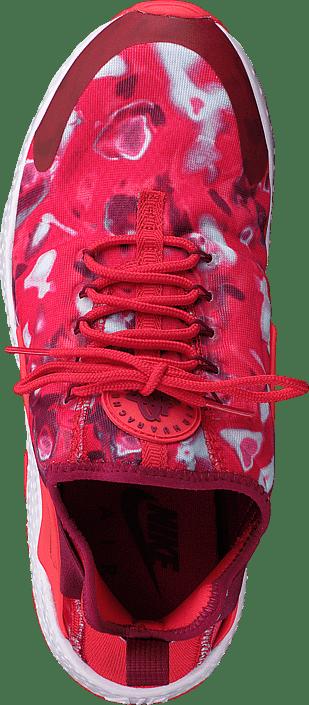 Nike W Air Huarache Run Ultra Print Lt Crimson/Noble Red-Pearl Pin 215487793