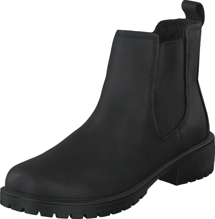 Ecco - Elaine Kids Black Drago Black