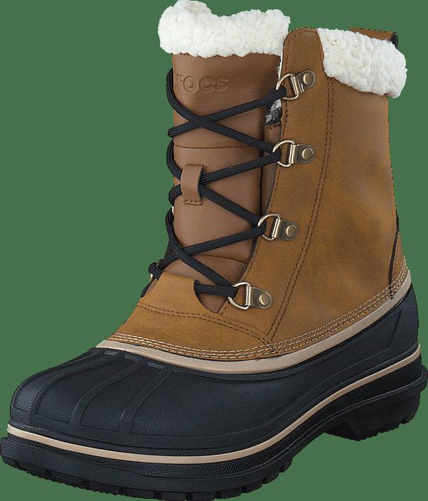 Men's AllCast II Boot Wheat/Black