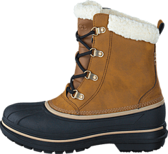 Men's AllCast II Boot Wheat/Black