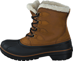 Women's AllCast II Boot Wheat/Black