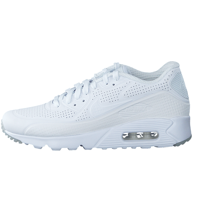 separation shoes 77f7f 86456 Køb Nike Nike Air Max 90 Ultra Moire White White-White-White hvide Sko  Online   FOOTWAY.dk