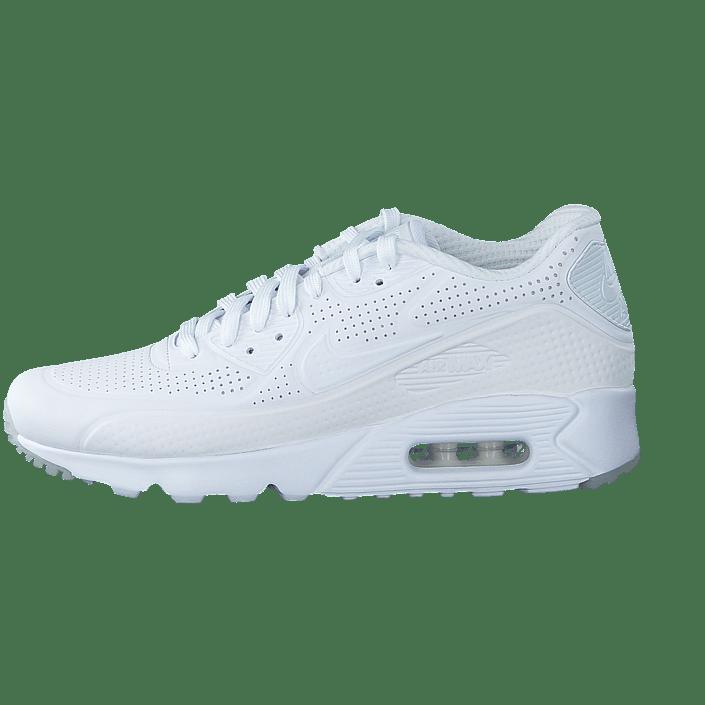 separation shoes 8f1dc 70e56 Køb Nike Nike Air Max 90 Ultra Moire White White-White-White hvide Sko  Online   FOOTWAY.dk