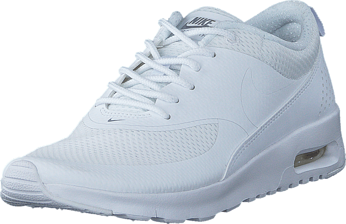 buy popular 98a64 31b3c Nike - Nike Air Max Thea GG White White-Metallic Silver