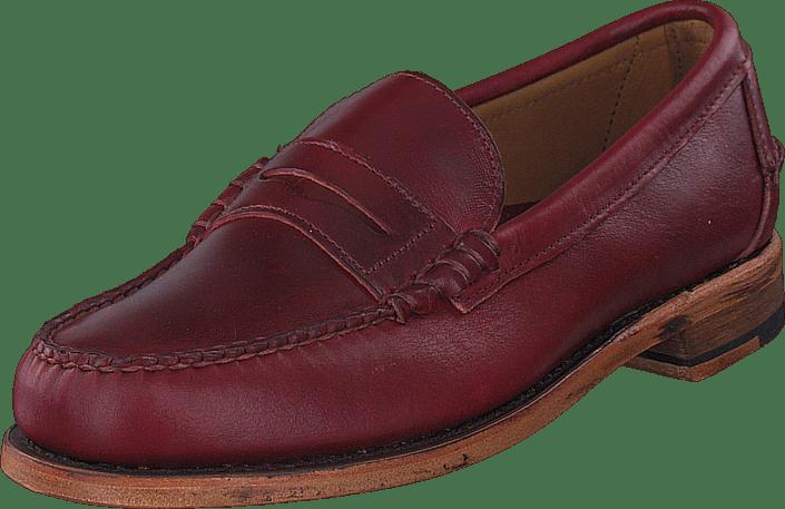 Sebago - Classic 3E Red