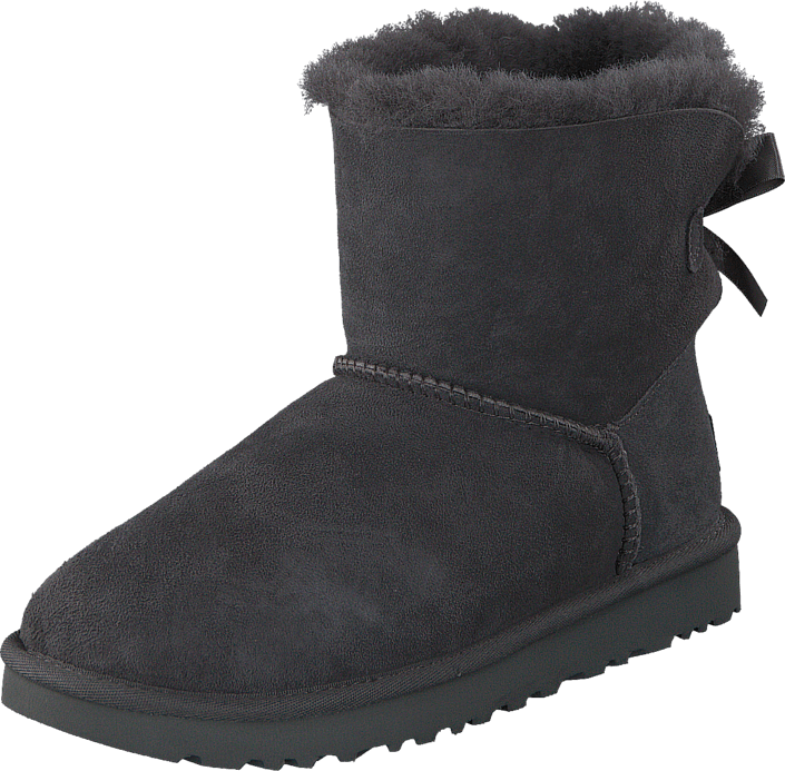 UGG - Mini Bailey Bow II Grey