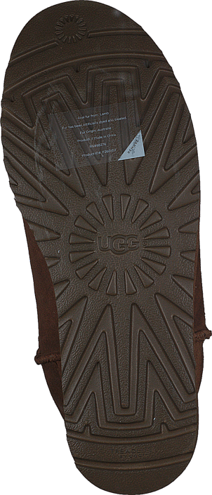 UGG - Classic Short II Chestnut