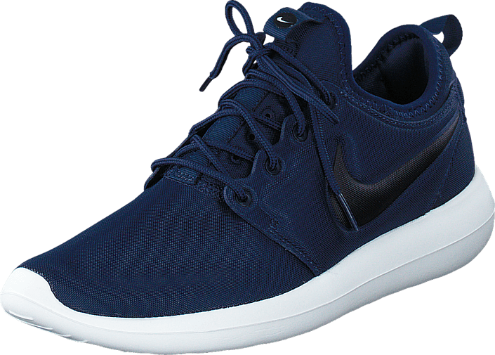 new style d751e eb075 ... promo code nike nike roshe two midnight navy black sail volt 4aa80 1da9c
