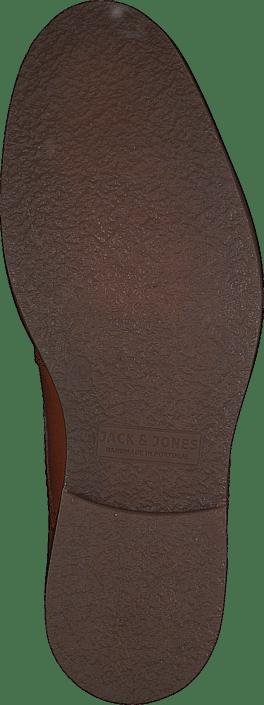 Jack & Jones - Billy Leather Cognac