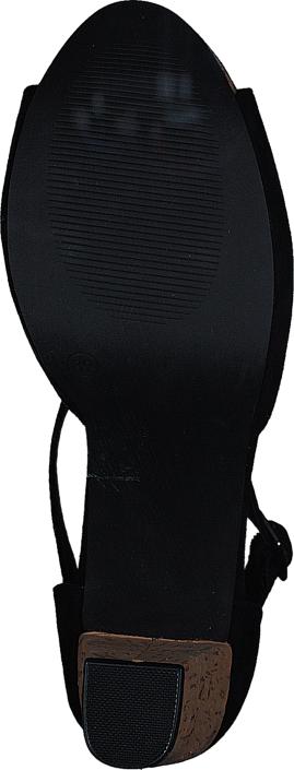 Bianco - Cross Sandal JFM17 10 Black