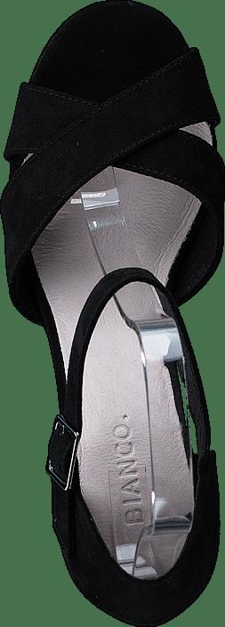 Bianco - Clean Basic Sandal JFM17 10 Black