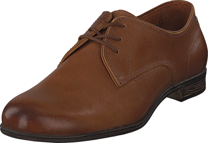Sneaky Steve Markham Low Leather COGNAC bruna Skor Online