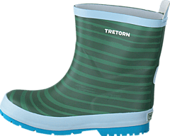 bb0acf9f031 Tretorn - Sticky Stripes Soft Green