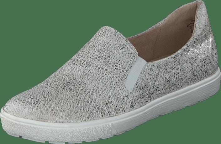 Caprice - 9-9-24662-28 110 White Reptile