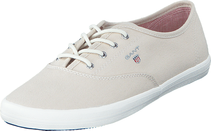 Gant 14538591 New Haven G27 Putty Cream Beige gråa Skor Online