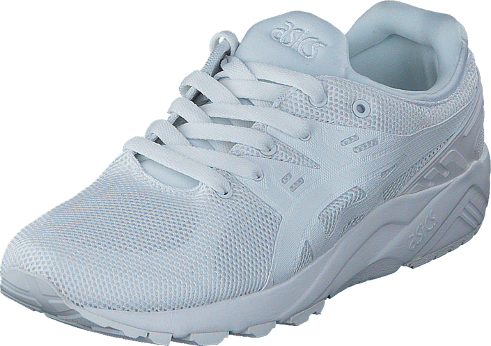 check out ef9f4 5e6bb Gel Kayano Trainer Evo White/White
