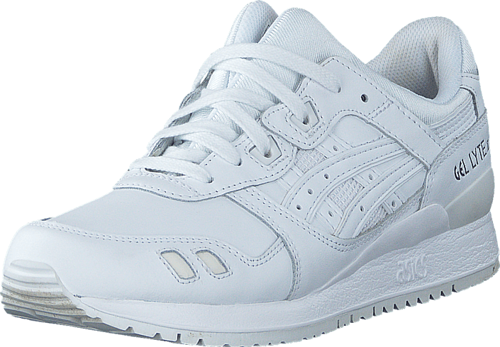 reputable site 65adf 74565 Gel Lyte III White/White