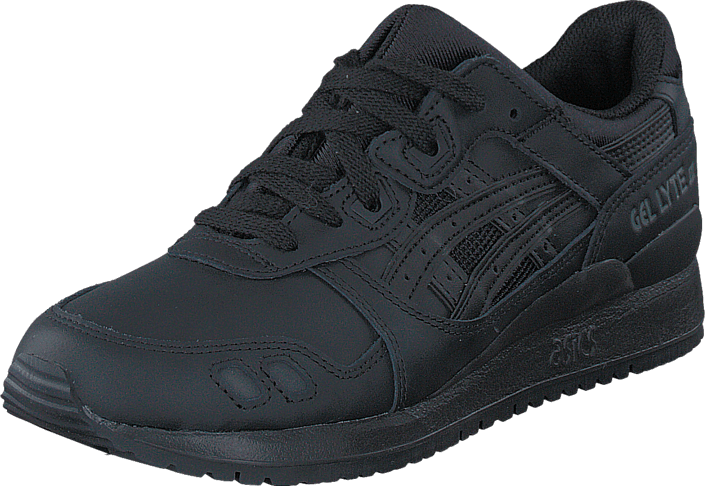 Asics - Gel Lyte III Black/Black