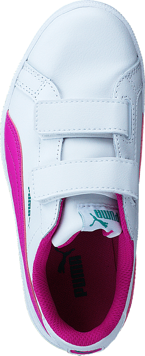 Puma - Smash Fun L V PS 011 Wht/Pink