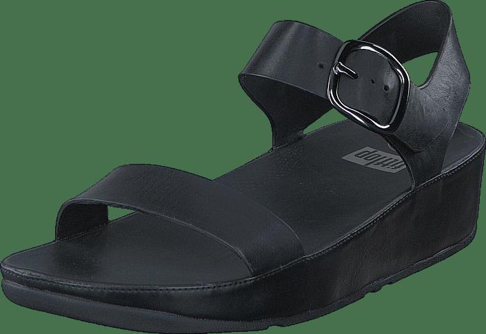 9e65e05c738 Buy Fitflop Bon Sandal All Black black Shoes Online