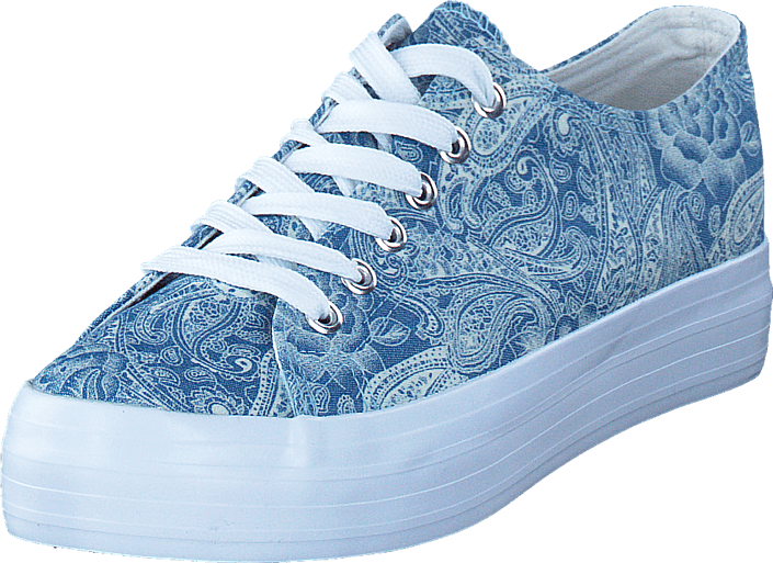 91e37e2783f11 Buy Duffy 92-16110 Blue patterned Shoes Online | FOOTWAY.co.uk