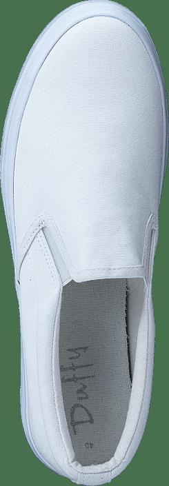 44020 Flats White Hvite Online Sko 92 Kjøp Duffy w70E66